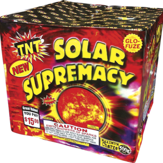 SOLAR SUPREMACY