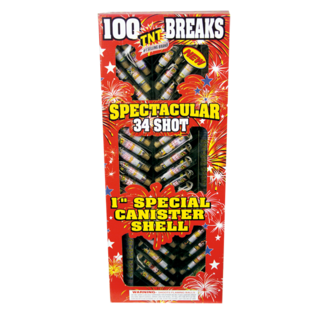 100 BREAK CANISTERS