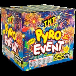 PYRO EVENT