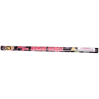 10 BALL MAD DOG ROMAN CANDLE