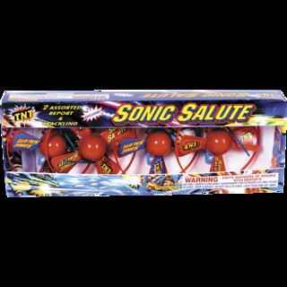 SONIC SALUTE