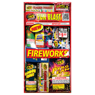 Firework Assortment Fun Blast