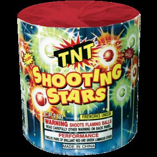 Firework Aerial Finale Shooting Stars