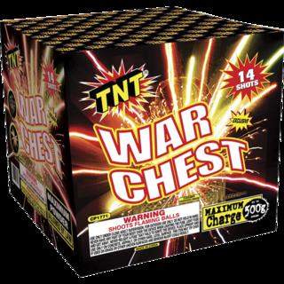 500 Gram Firework Aerial Finale War Chest