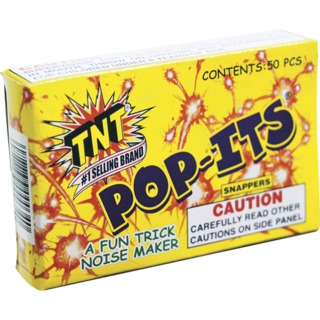 Firework Novelty Sparkler Pop Its