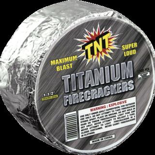 TITANIUM CRACKER - 1000 ROLL