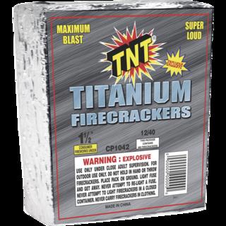 Firework Firecracker Titanium Firecracker 12/40