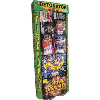 Firework Assortment Detonator Assortment
