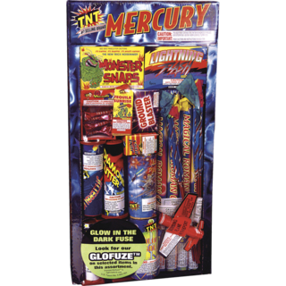 Firework Assortment Mercury