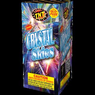 Firework Fountain Crystal Skies