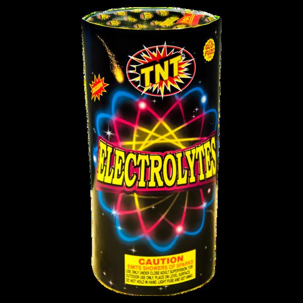 Firework Fountain Electrolytes