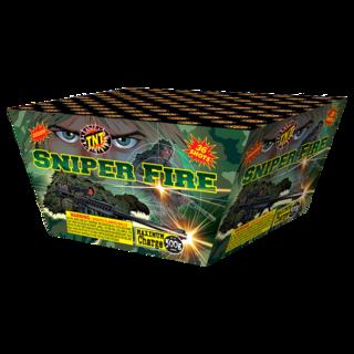 500 Gram Firework Aerial Finale Sniper Fire