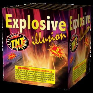 Firework Supercenter Explosive Illusion