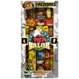 Firework Assortment Valor