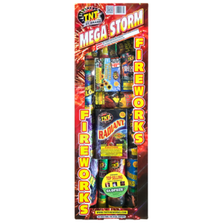 Firework Assortment Mega Storm