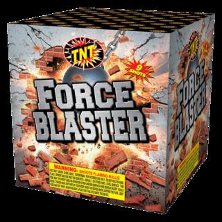 Firework Aerial Finale Force Blaster