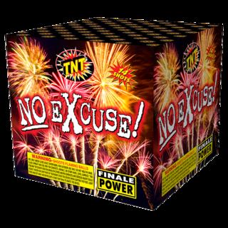 500 Gram Firework Aerial Finale No Excuse!