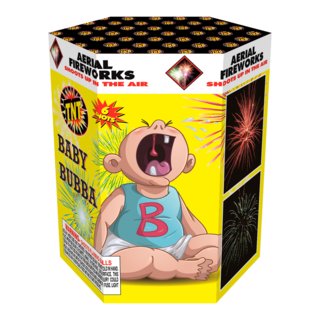 Firework Aerial Finale Baby Bubba